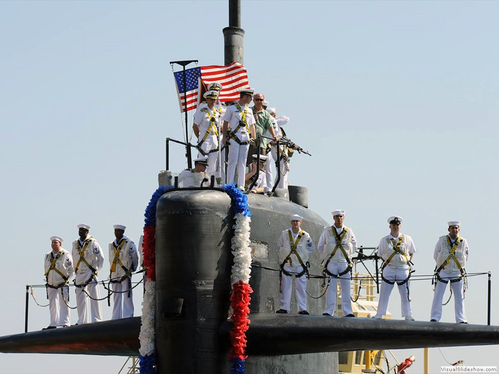 USS Albequerque (SSN-706) 2013.